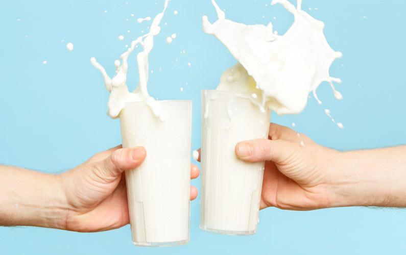 Haro sur le lait et les produits laitiers!