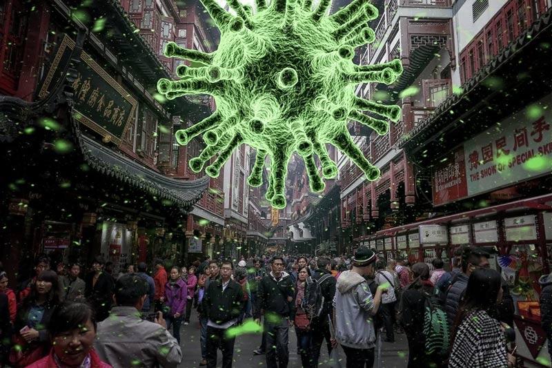 Quand le coronavirus envahit la planète