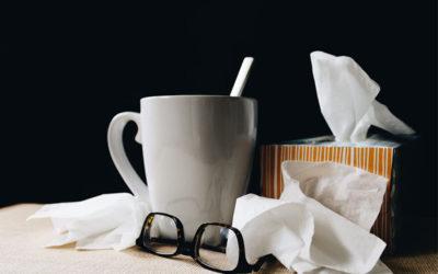 Retour en force des maladies d'hiver